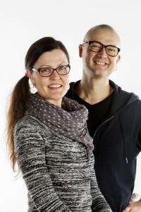 Anders och Pia